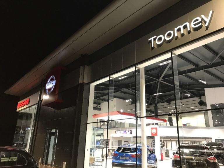 Toomey Southend Nissan