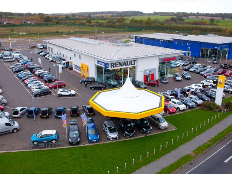 Toomey Southend Renault
